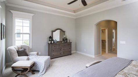 Balboa Bay, Master Bedroom