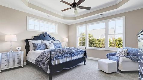 Shelter Bay, Master Bedroom
