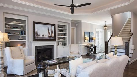 Cruz Bay, Great Room