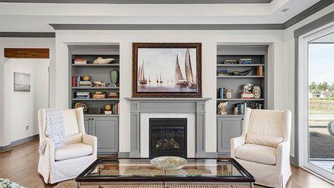 Pierre's Bay, Great Room