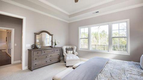 Cruz Bay, Master Bedroom