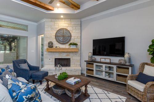 Regent Park Model Home Living