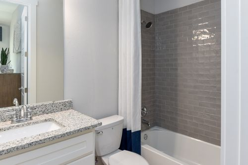 Regent Park Secondary Bathroom