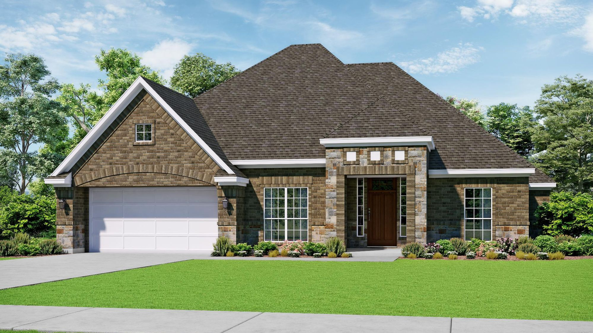 Oakmont Elevation S1