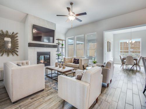 Model Home at Magnolia Ridge in McKinney Texas