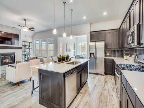 Model Home at Magnolia Ridge in McKinney Texas