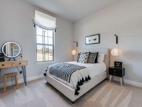 Model Home at Hidden Vistas in Burleson Texas