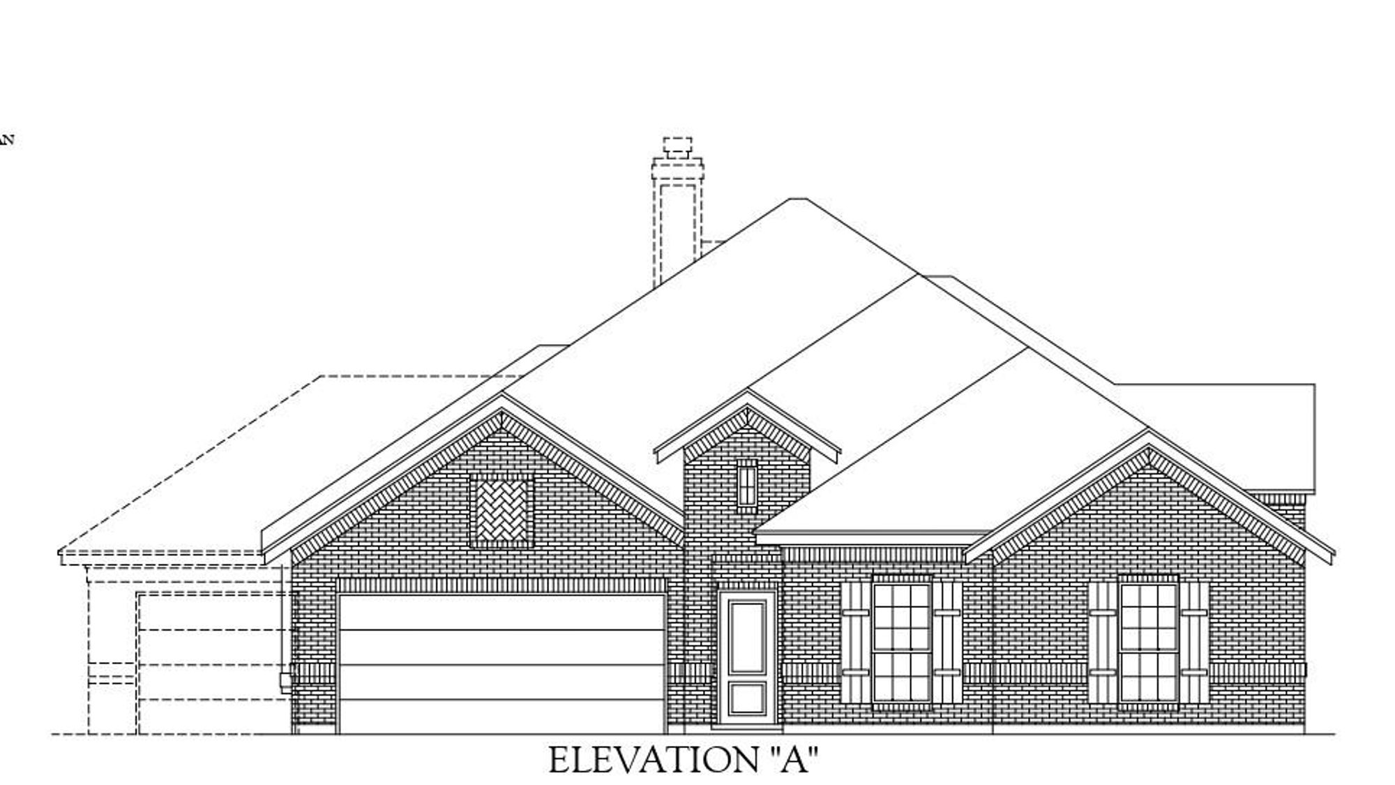 2213 - Elevation A