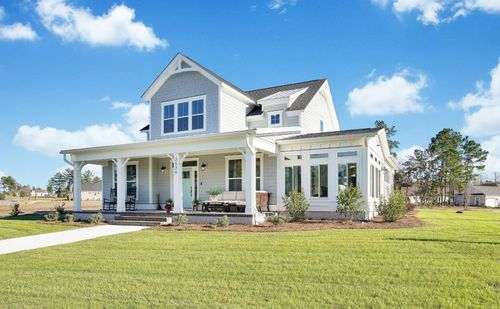 New home in Compass Pointe by Legacy Homes
