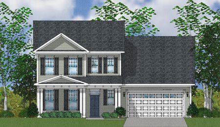 3208 Castle Oak Drive