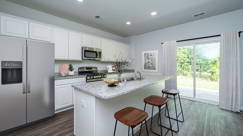 Kitchen | Turner Plan