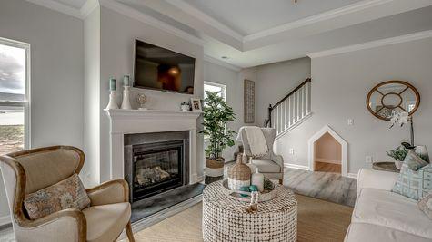Living Room | Gwinnett Plan