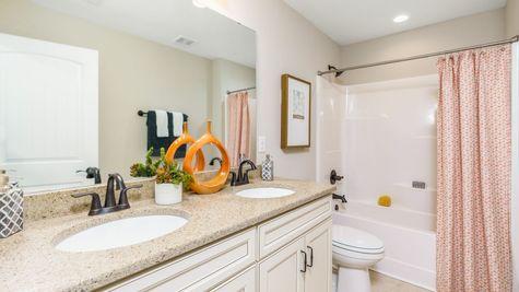 Bathroom | Middleton Plan