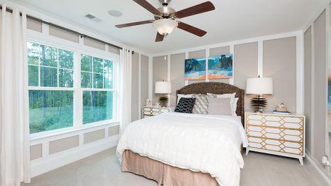 Bedroom | Newbury Plan