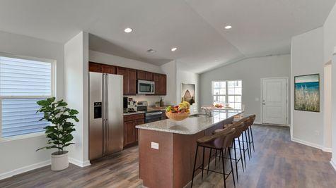 Kitchen | Brunswick Plan