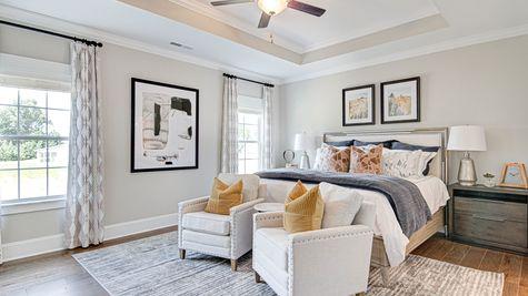 Primary Bedroom | Victor Plan