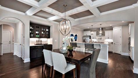 Dining Room | Warwick Plan
