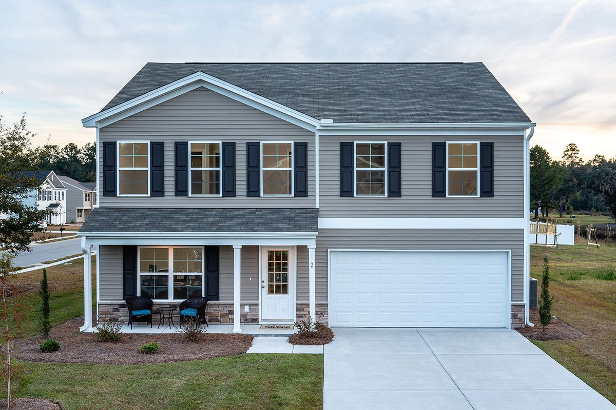 Butler Knoll Inman Sc New Home Community Mungo Homes