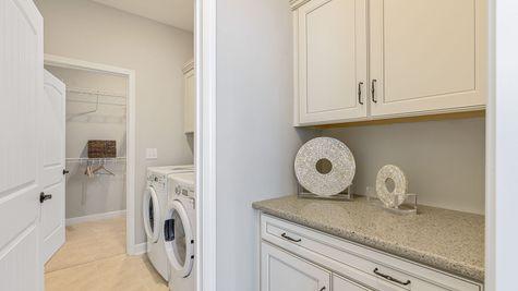 Laundry Room | Middleton Plan