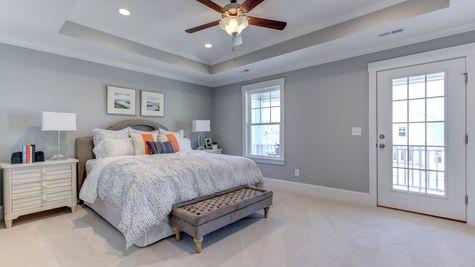 Primary Bedroom | Lafayette Plan