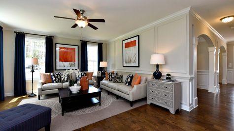 Great Room | Roland Plan