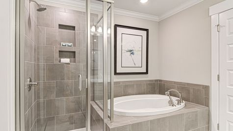 Primary Bathroom | Victor Plan