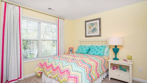 Girls Bedroom | Langford Plan