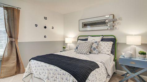 Secondary Bedroom | Davidson Plan