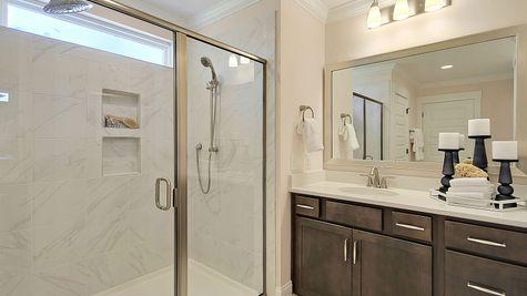 Primary Bathroom | Warwick Plan