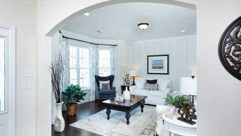 Living Room | Yates Plan