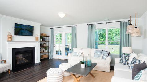 Living Room | Pickens Plan