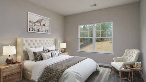 Primary Bedroom | Townsend Plan
