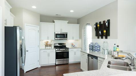 Kitchen | Henderson Plan