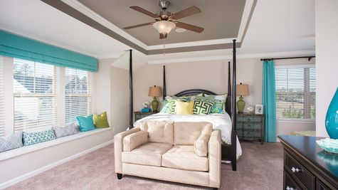 Primary Bedroom | Langford Plan