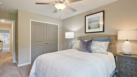 Guest Bedroom | Telfair Plan