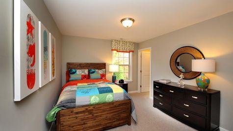 Bedroom | Palmer Plan