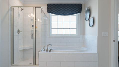 Primary Bathroom | Palmer Plan