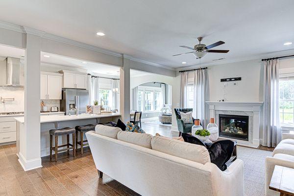 Living Room | Victor Plan