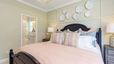 Master Bedroom | Middleton Plan