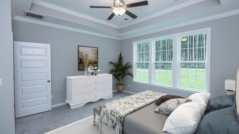 Master Bedroom | Chadwick Plan