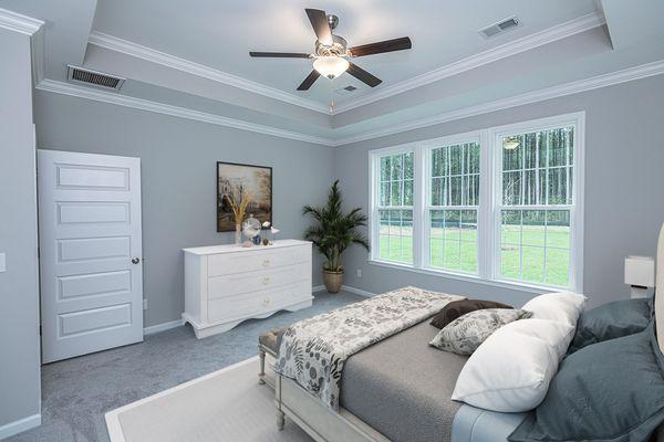 Primary Bedroom | Chadwick Plan