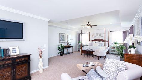 Master Bedroom | Yates Plan