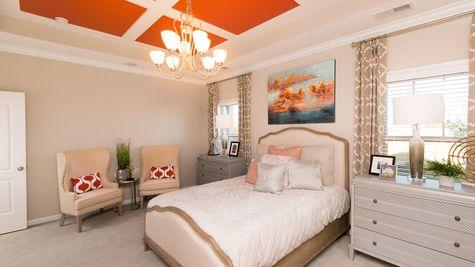 Master Bedroom | Carson Plan