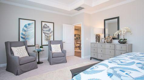 Primary Bedroom | Hayward Plan