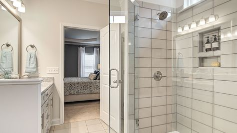 Primary Bathroom | Davidson Plan