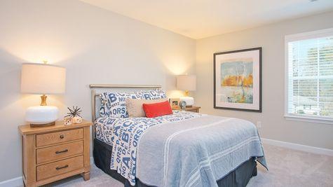 Secondary Bedroom | Hayward Plan