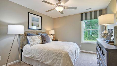 Secondary Bedroom | Telfair Plan