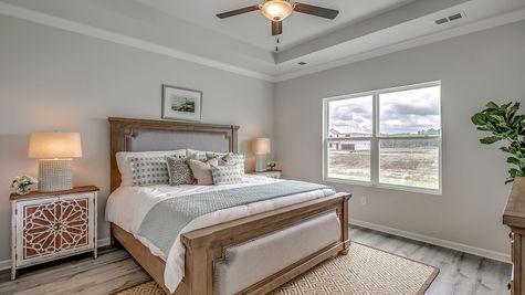 Primary Bedroom | Gwinnett Plan