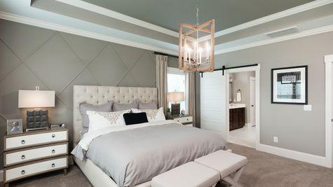 Master Bedroom | Fullerton Plan