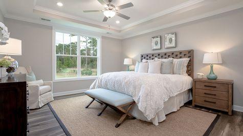 Primary Bedroom | Parker Plan